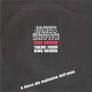 James Brown - King Heroin / Theme From King Heroin FLAC Album
