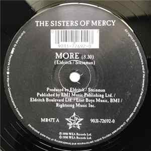 The Sisters Of Mercy - More FLAC Album